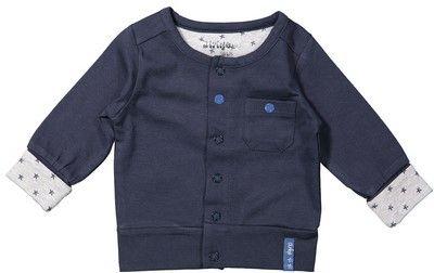 Dirkje chlapecký kabátek 56 modrá
