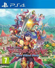 PQube igra Valthirian Arc: Hero School Story (PS4)