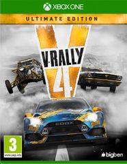 Bigben igra V-RALLY 4: Ultimate Edition (Xbox One) – datum izlaska 6.9.2018