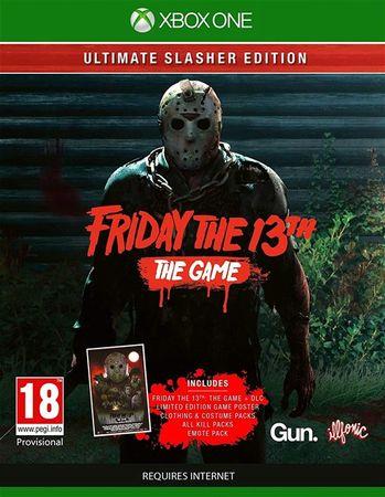 Gun Media igra Friday the 13th - Ultimate Slasher Edition (Xbox One)