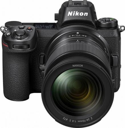 Nikon digitalni fotoaparat Z6 + 24-70 - Odprta embalaža