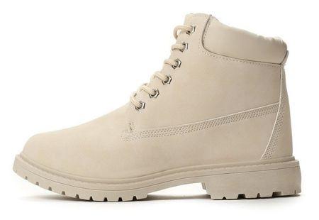 Vices dámská kotníčková obuv 39 béžová