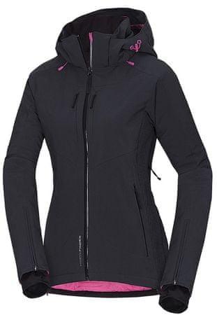 Northfinder ženska smučarska jakna Journey Black, črna, L