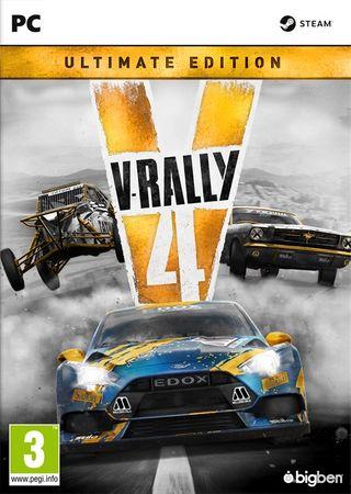 Bigben igra V-RALLY 4: Ultimate Edition (PC) – datum izlaska 25.9.2018
