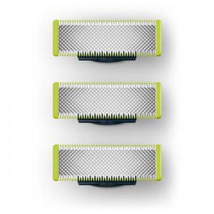 Philips OneBlade výměnné břity 3ks QP230/50