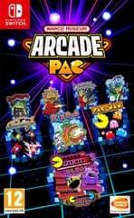 Namco Bandai Games igra Namco Museum Arcade Pac (Switch) – datum izlaska 28.9.2018