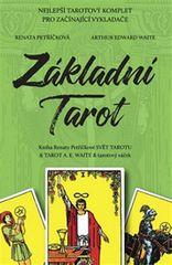 Petříčková Renata: Základní tarot (kniha + sada karet)