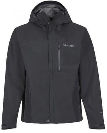 Marmot moška jakna s kapuco Minimalist Jacket Black, M, črna