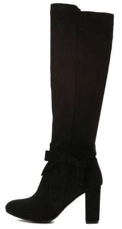 Vices ženske čizme, crne, 36