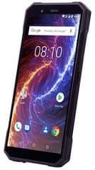 myPhone HAMMER ENERGY 18X9 LTE, 3/32GB, Dual SIM, černý