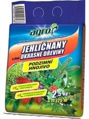 AGRO CS Podzimní hnojivo pro jehličnany 2,5 kg