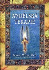 Virtue Doreen: Andělská terapie - kniha a 44 karet
