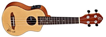 Ortega RU5CE-SO Elektroakustické ukulele