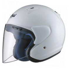 Arai otevřená moto přilba  SZ-F Diamond white