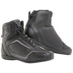 Dainese členkové moto topánky Raptors AIR čierna/biela/červená