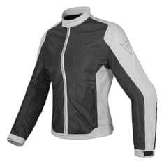Dainese dámská letní moto bunda AIR-FLUX D1 LADY TEX černá/šedá, textilní
