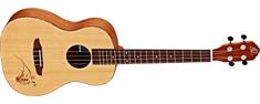 Ortega RU5-BA Akustické ukulele