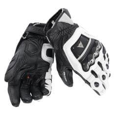 Dainese pánské motocyklové rukavice  4 STROKE EVO vel.XL bílá/černá (pár)