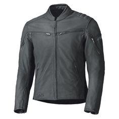 Held pánská letní kožená moto bunda  COSMO 3 černá, kůže (TFL Cool system)