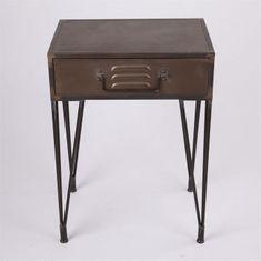 Danish Style Nočný stolík so zásuvkou Enjoyed, 70 cm