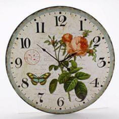 Danish Style Nástenné hodiny Rouge, 60 cm