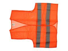MAMMOOTH Výstražná reflexná vesta, oranžová, veľ. XL