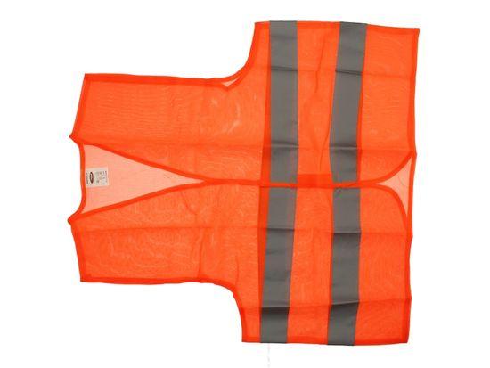 MAMMOOTH Výstražná reflexní vesta, oranžová, vel. XL