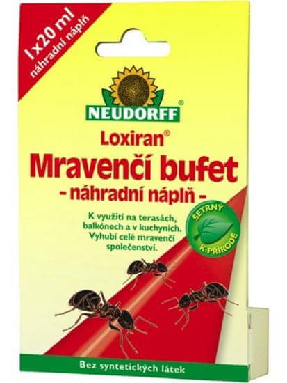 AGRO CS ND Loxiran Mravenčí bufet - náhradní náplň 20 ml