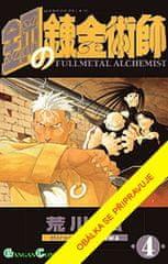 Arakawa Hiromu: Fullmetal Alchemist - Ocelový alchymista 4