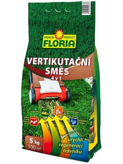 AGRO CS FLORIA Vertikutační směs 4 v 1 - 5 kg