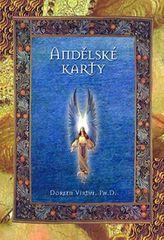 Virtue Doreen: Andělské karty - Kniha a 44 karet
