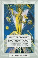 Crowley Aleister: Thothův Tarot - Kniha a 78 karet