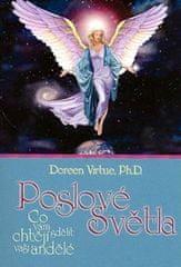 Virtue Doreen: Poslové světla - kniha a 44 karet