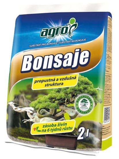 AGRO CS Substrát pro bonsaje 2 L