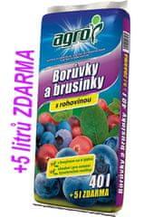 AGRO CS Substrát pro borůvky a brusinky 40 + 5 L ZDARMA