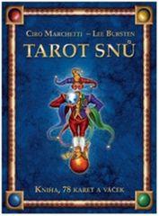 Marchetti Ciro, Bursten Lee,: Tarot snů - Kniha a 78 karet