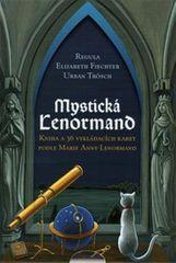 Fiechter Regula Elizabet: Mystická Lenormand - Kniha a 36 vykládacích karet