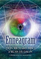 Riso Don Richard, Hudson Russ,: Enneagram - Kompletní průvodce devíti typy osobnosti a jejich psycho