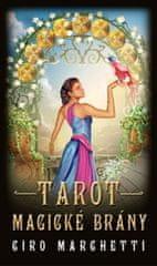 Marchetti Ciro: Tarot magické brány - kniha + 78 karet