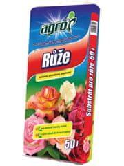 AGRO CS Substrát pro růže 50 L