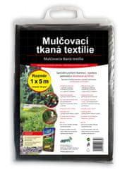 AGRO CS Mulčovací tkaná textilie černá - více rozměrů