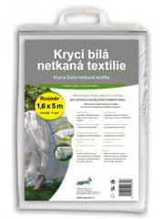 AGRO CS Krycí netkaná textilie bílá - více rozměrů