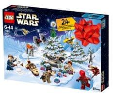 LEGO Star Wars™ 75213 Adventní kalendář - rozbaleno