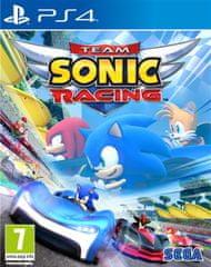 Sega igra Team Sonic Racing (PS4)