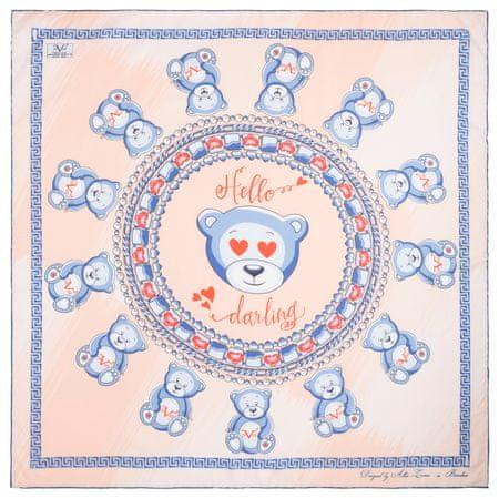 VERSACE 19.69 ženske marame narančasta Hello Darling