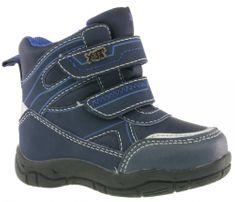 V+J chlapecké kotníkové boty
