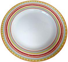 Oilily TTC talíř 22,5cm, 4 ks 15168