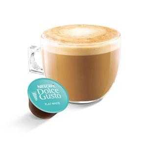 NESCAFÉ Dolce Gusto Flat White káva v kapslích