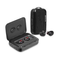 Promate brezžične slušalke PowerBeat TWS s polnilno postajo, 5000 mAh