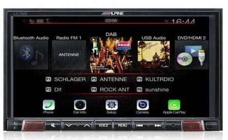 Alpine multimedijski avtoradio iLX-702D